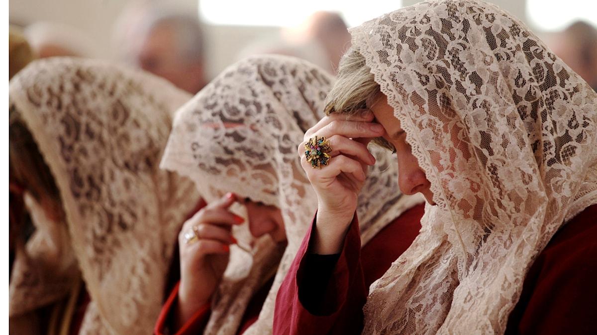 Bön från Syrien