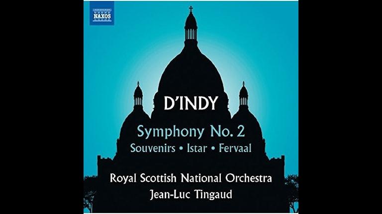 Skotska nationalorkestern spelar Vincent D'Indy