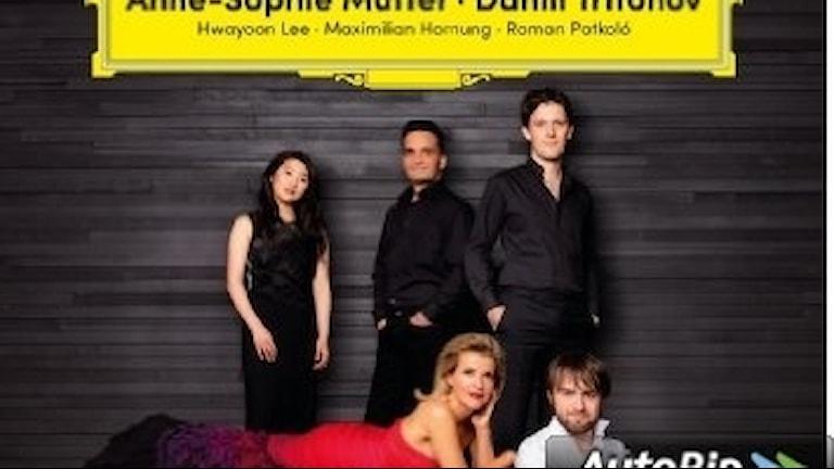 Mutter m.fl. spelar Schubert