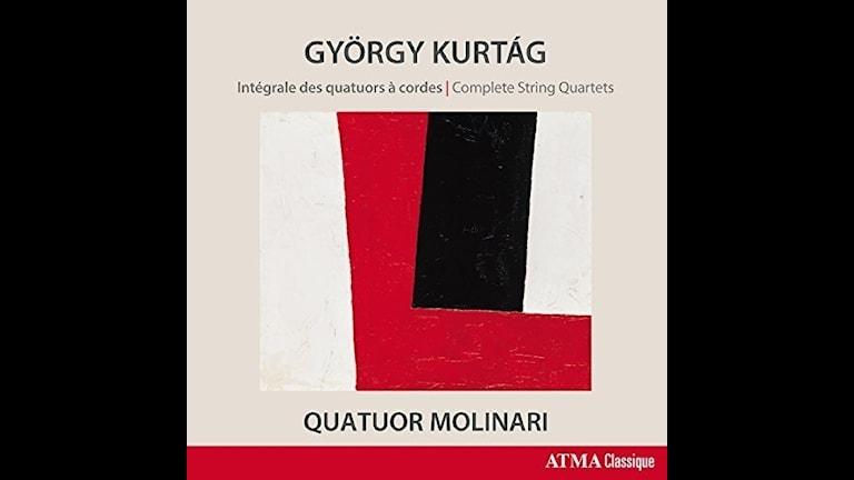 Molinari-kvartetten spelar Kurtag