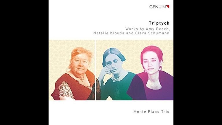 Pianotrior av Beach, Klouda och C Schumann