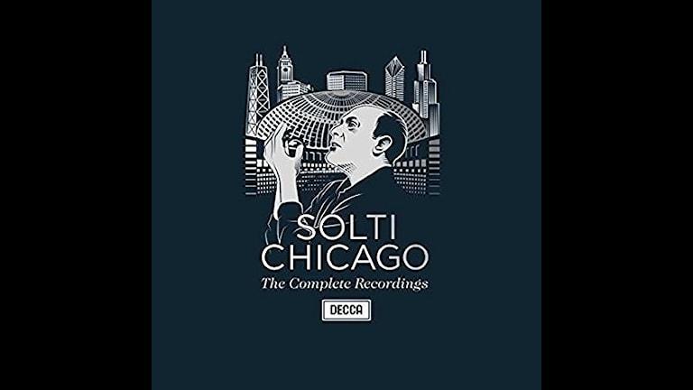 Solti dirigerar Chicagos symfoniorkester