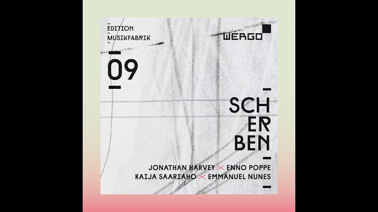 Musikfabrik-ensemblen spelar samtida musik.