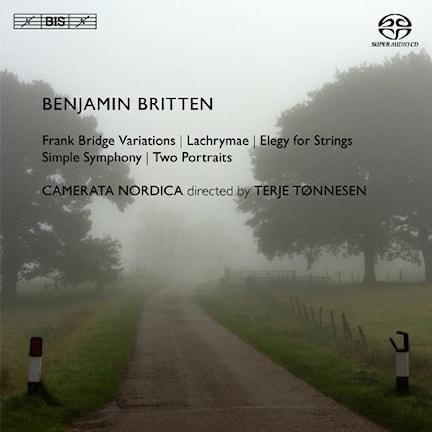 Brittens Frank Bridge-variationer, Lachrymae under Terje Tönnesen
