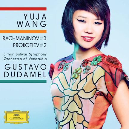 Yuja Wang spelar Rachmaninov och Prokovjev