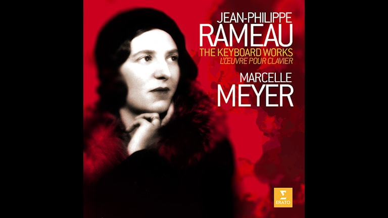CD-omslag till Klaververk av Jean Philippe Rameau.