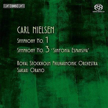 Nielsens etta och trea med Sakari Oramo