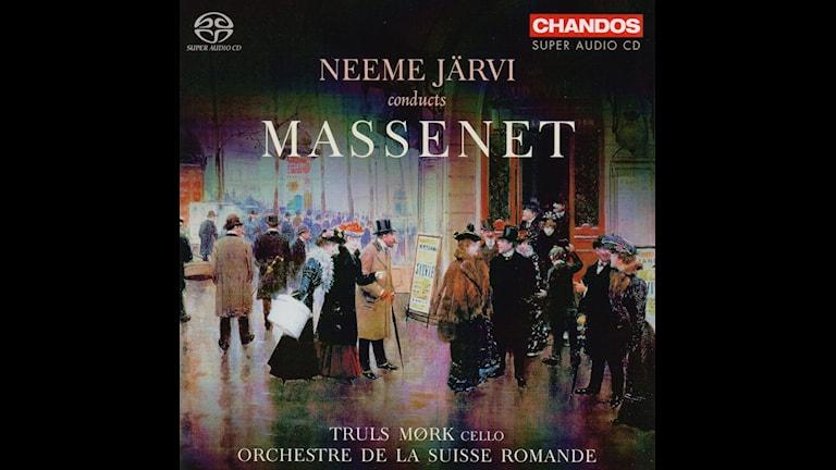 Bild: Neeme Järvi dirigerar orkestermusik av Massenet