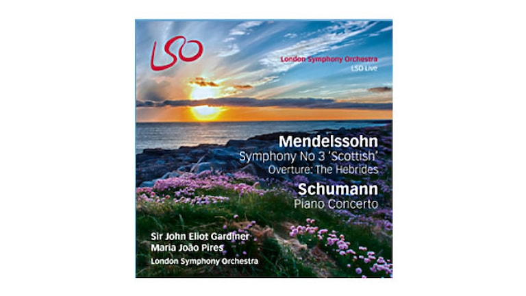 MENDELSSOHN – SCHUMANN Hebriderna, Symfoni nr 3, Pianokonsert a-moll