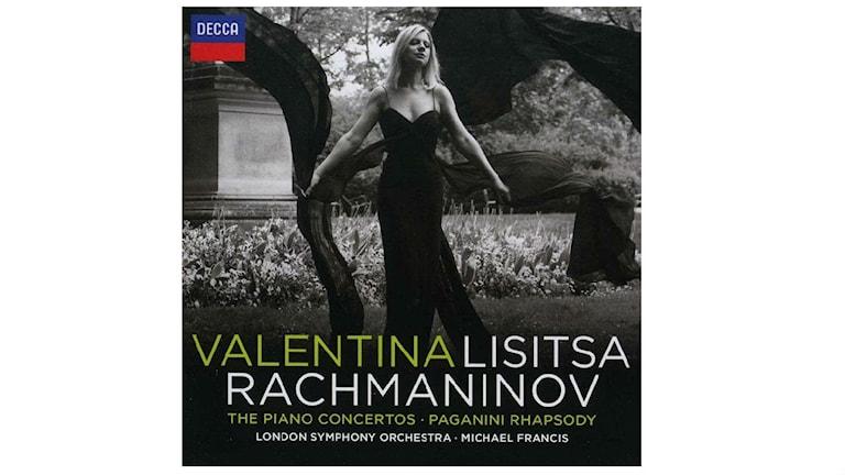 RACHMANINOV Pianokonserterna, Paganini-rapsodi