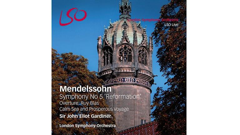 FELIX MENDELSSOHN - Symfoni nr 5
