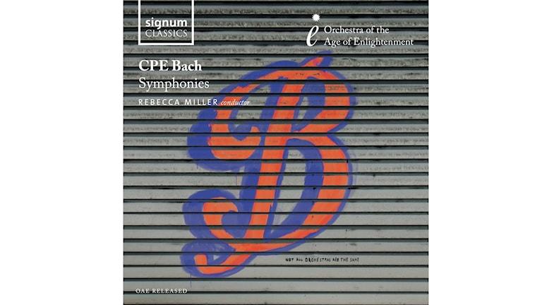 C P E BACH - Symfonier
