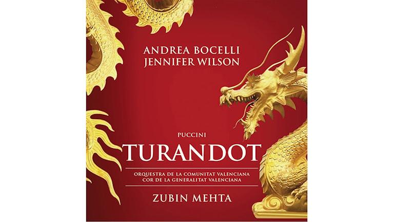GIACOMO PUCCINI- Turandot