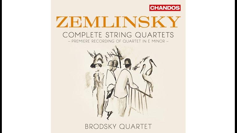 ALEXANDER ZEMLINSKY - Stråkkvartetterna