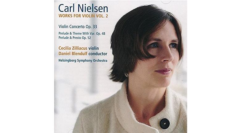 CARL NIELSEN Verk för violin (Vol 2)