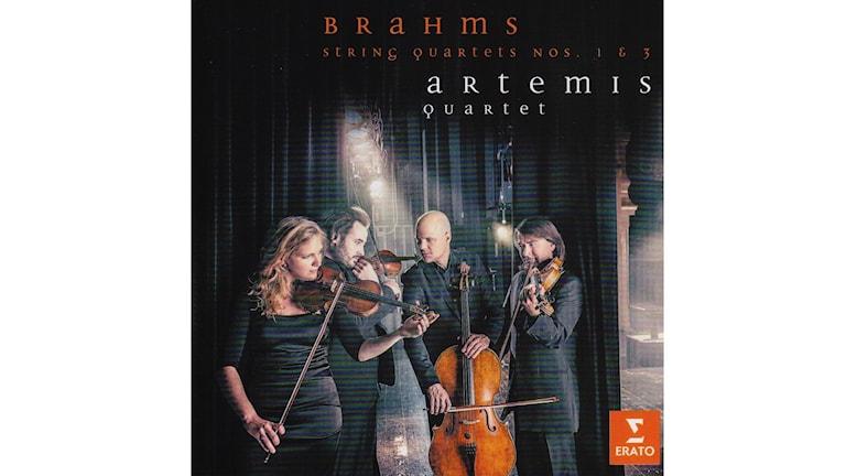 JOHANNES BRAHMS, Stråkkvartetter nr 1 och 3