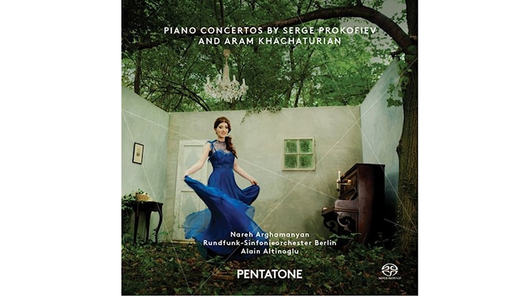 SERGEJ PROKOFJEV – ARAM CHATJATURIAN - Pianokonserter
