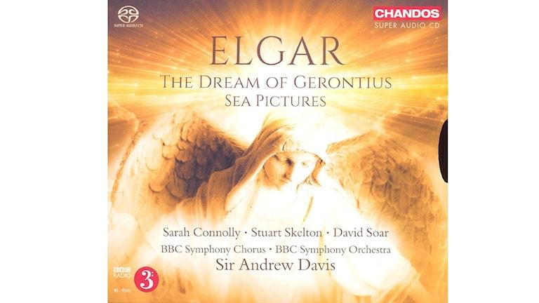 EDWARD ELGAR - Gerontius dröm, Sea Pictures