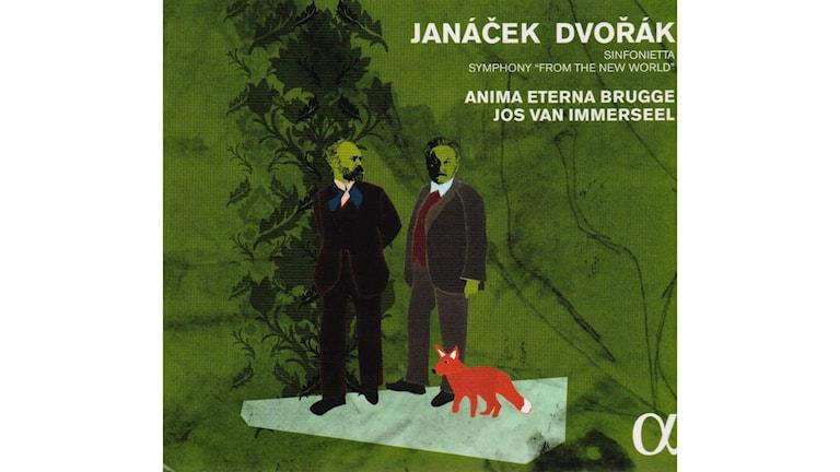 JANÁCEK – DVORÁK Sinfonietta – Symfoni nr 9