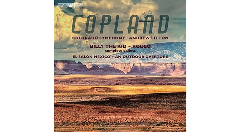 AARON COPLAND Billy the Kid - Rodeo