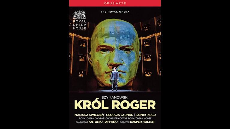 Johan spelar valda delar ur Szymanowskis opera Kung Roger