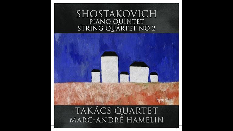 Takacs-kvartetten och Marc-André Hamelin spelar Sjostakovitj