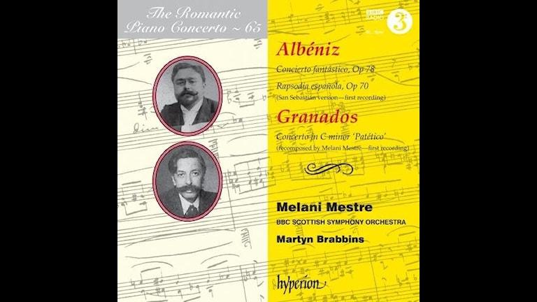 Spanska pianokonserter med Melani Mestre som solist
