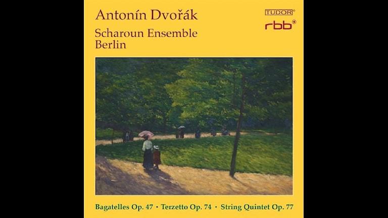 Scharoun-ensemblen, Berlin spelar Dvorák