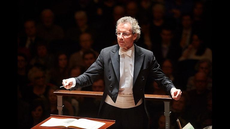 Den österrikiske dirigenten Franz Welser-Möst