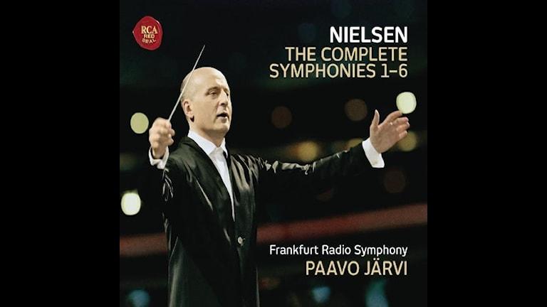 Paavo Järvi dirigerar alla Nielsens symfonier