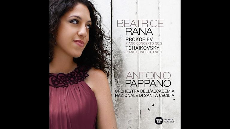 Beatrice Rana är solist i Prokofjevs andra och Tjajkovskijs första pianokonsert