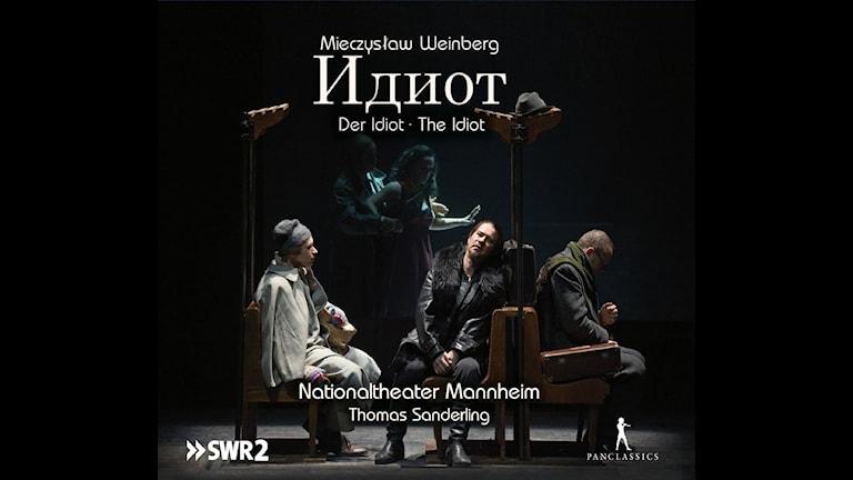 Weinbergs opera Idioten inspelad live under föreställning på Nationalteatern i Mannheim.