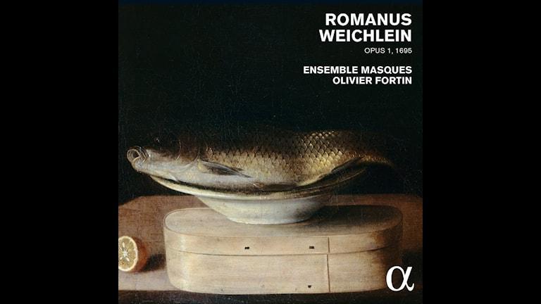 Masques-ensemblen spelar Romanus Weichlein