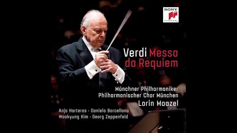 Verdis Requiem blev Lorin Maazels sista inspelning.
