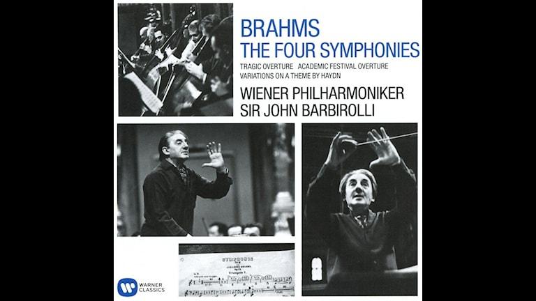 Johan sveper över Brahms-symfonier.