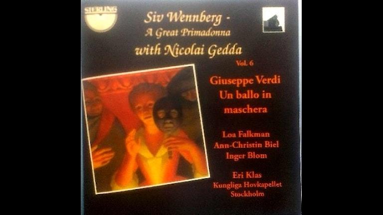 Maskeradbalen från stockholmsoperan 1985