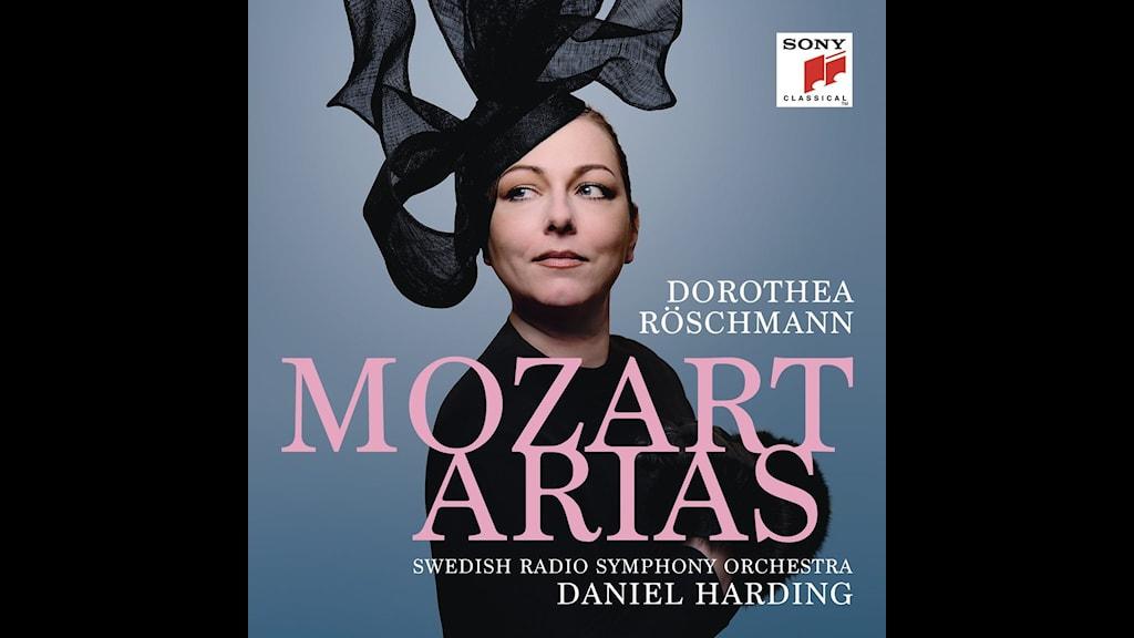 Sopranen Dorothea Röschmann sjunger Mozart-arior