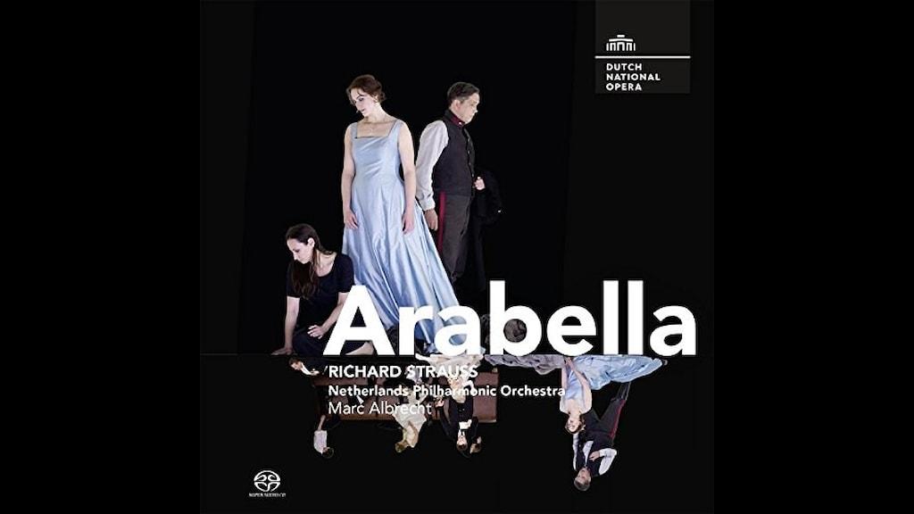 Jacquelyne Wagner i Arabellas roll