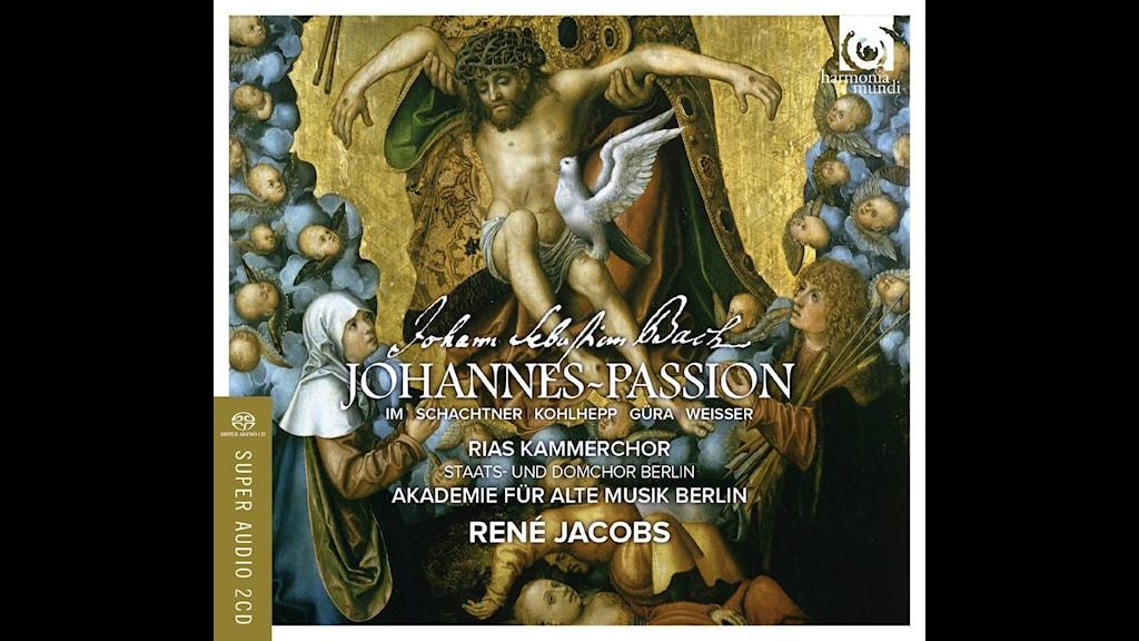 René Jacobs dirigerar Johannespassionen