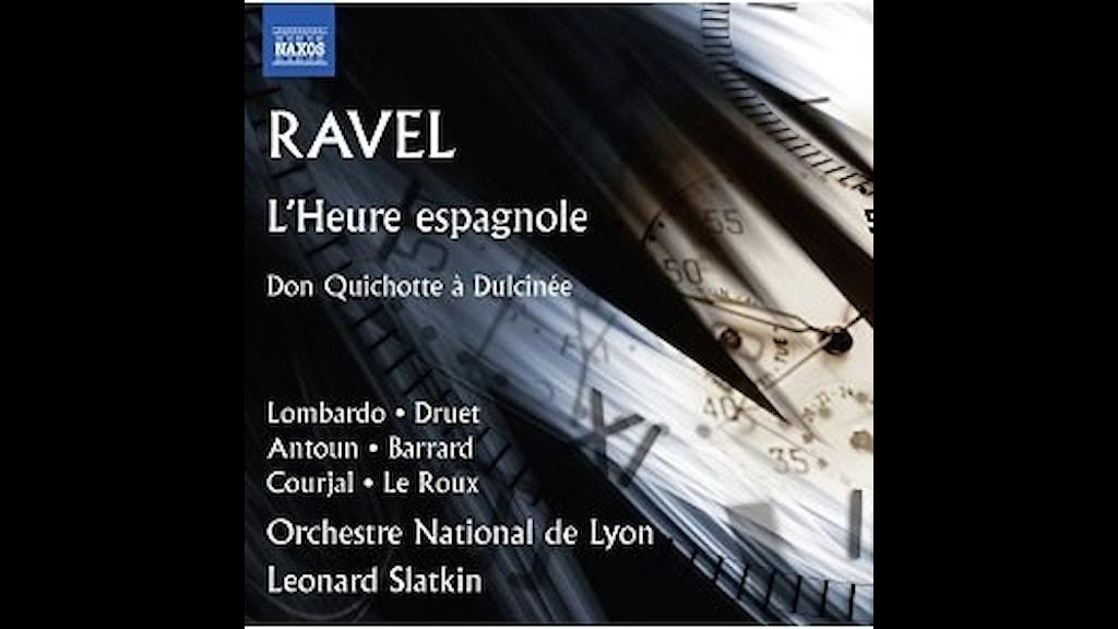 Leonard Slatkin dirigerar Ravel-opera