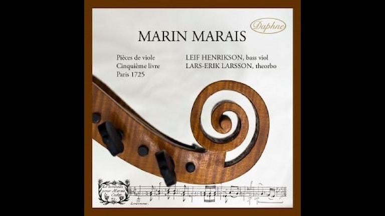 Viola da gamba-sviter av Marais