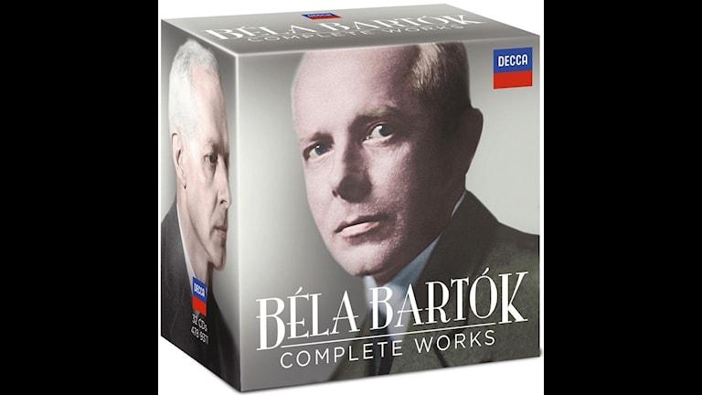 Johan väljer godbitar ur Bartók-box