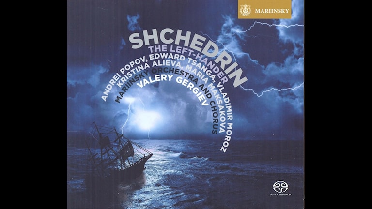 Gergiev dirigerar Schedrin-opera