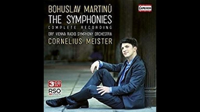 Meister dirigerar Martinus sex symfonier