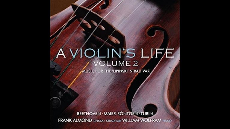 Frank Almond spelar på 300-årig violin