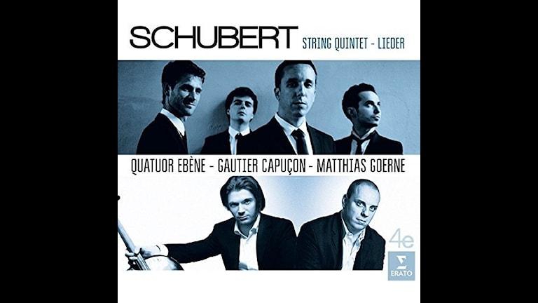 Ebène-kvartetten vinner med Schubert.