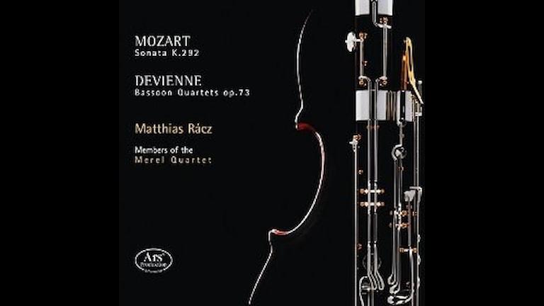 Fagottisten Matthias Rácz spelar Mozart och Devienne