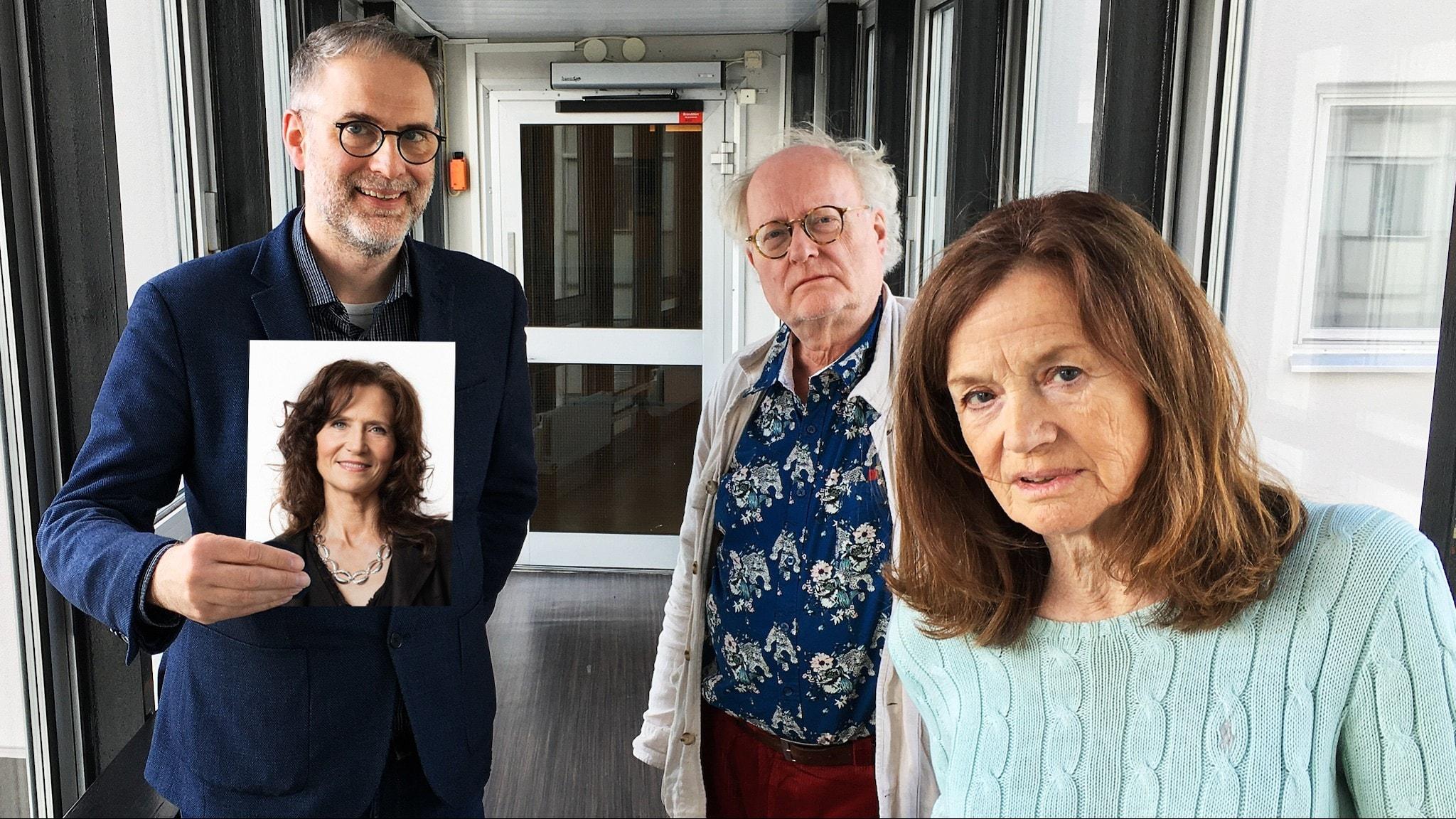 I panelen: pianisten Bengt Forsberg, musikjournalisten Camilla Lundberg, P2-progrmaledaren Boel Adler. Programledare är Johan Korssell.