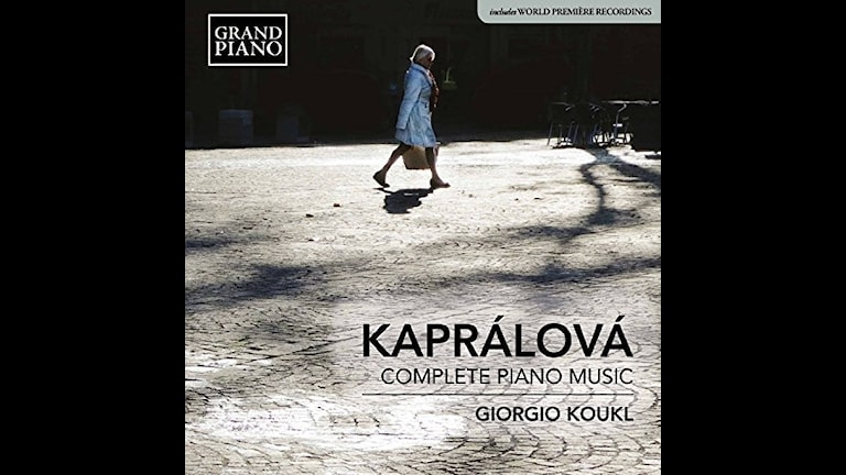 Vítezslava Kaprálovas pianoverk