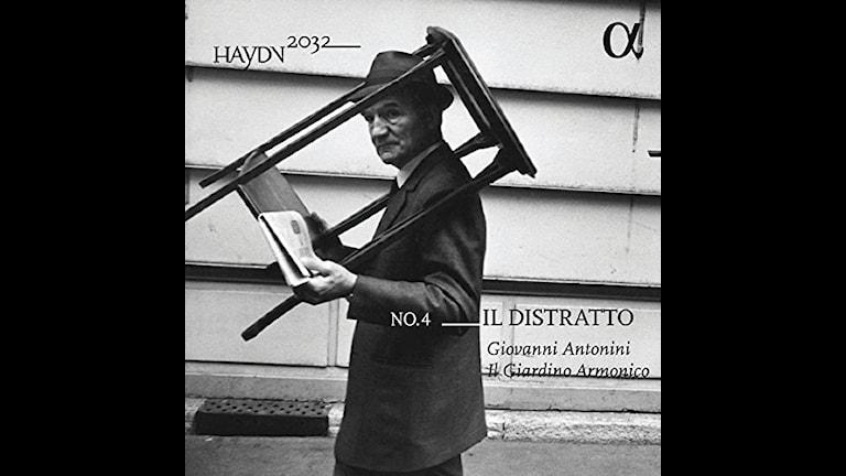 Giovanni Antonini dirigerar Haydn-symfonier